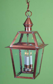 Colonial Ashley House Wall Lantern