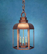 The Metedeconk Hanging Mount Lantern