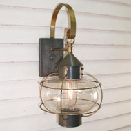 Nantucket Onion Wall Mounted Lantern