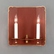 Cambridge Sconce - Two Arm