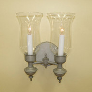 Back Bay Georgian Sconce - Double Arm