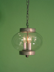 Dorset Onion Pendant Light 8""