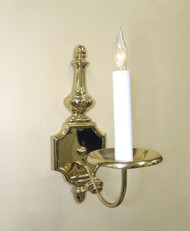 Williamstown Colonial Revival Sconce - Single Arm