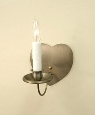 Heart Sconce - One Arm