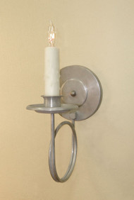 Trumpet Arm Sconce-One Arm