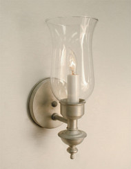 Back Bay Georgian Sconce - Single Arm