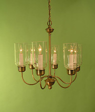 Classical Tidewater Pendant - 6 Arm