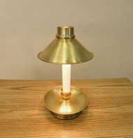 Small Colonial Entry Table Lamp