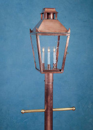 Barrington Post Mount Lantern