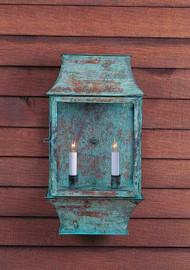 Federalist Double Mansard Roof Lantern