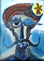 Blue Quijote - Sold.