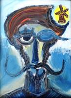 Blue Quijote