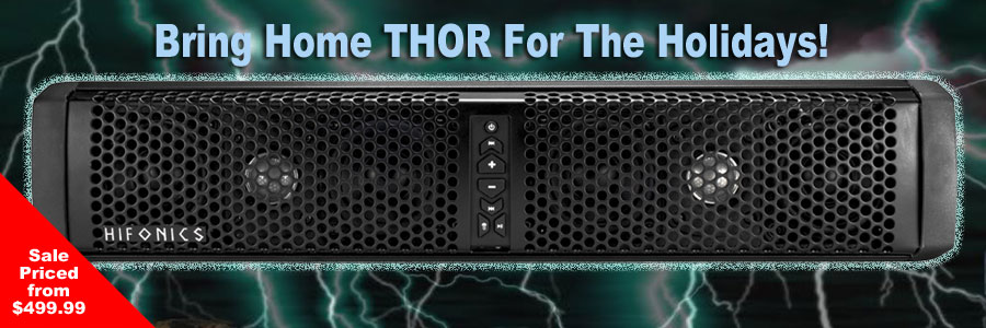 Bring Home THOR For The Holidays