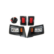 Yamaha G29/Drive Adjustable Golf Cart Light Kit