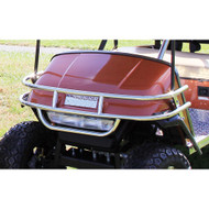 Stainless Steel Front Brush Guard, EZGO Medalist/TXT