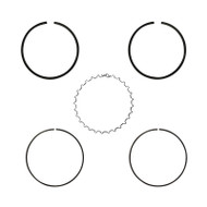 Piston Ring Sets, EZGO 4 Cycle Gas 96-03 295cc Only