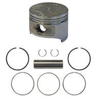 Piston and Ring Sets, EZGO 4 Cycle Gas 96-03 295cc Only