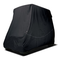 Universal Storage Cover, Golf Carts with Standard Top, Black
