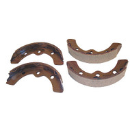 Brake Shoes (Set of 4), EZGO Gas & Electric 82-86.5