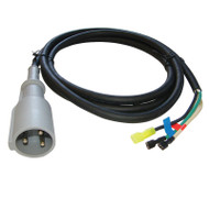10' Powerdrive DC Cord, Club Car 48V 95+
