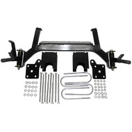 "5"" Drop Axle Lift Kit, EZGO TXT"