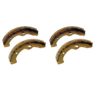 Brake Shoes (Set of 4), Yamaha Gas & Electric G2-G22 94-06