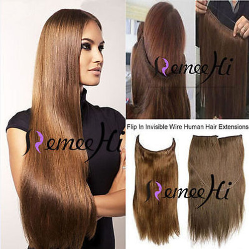 80g flip in thick human remy secret invisible wire seret halo hair remeehi 80g flip in thick human remy secret invisible wire seret halo hair extension any color 25cm pmusecretfo Choice Image