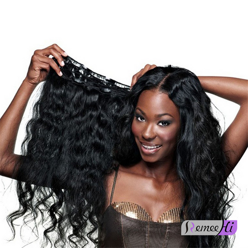 100 virgin body wave clip in human hair extensions wave brazilian 100 virgin body wave clip in human hair extensions wave brazilian remy hair clip in pmusecretfo Choice Image