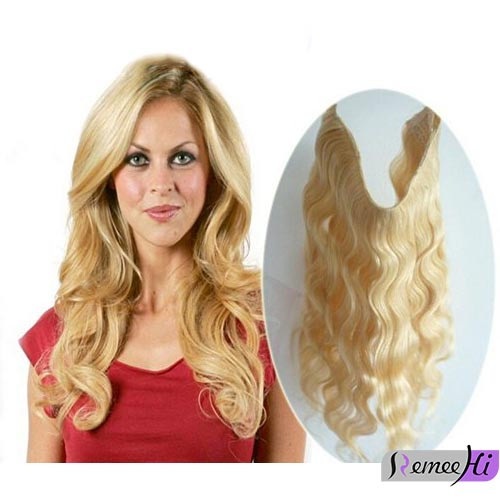 Body wave secret halo hair extensions invisible wire flip remy remeehi body wave secret halo hair extensions invisible wire flip remy human hair extensions 80g pmusecretfo Choice Image