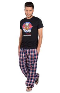 Pajama & T-Shirt Set