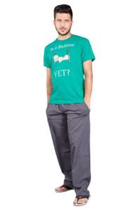 Male Pajama & T-Shirt Set