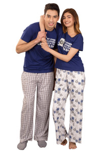 T-Shirt and Pajama Set