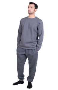 Male Fleece Suit