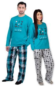 T-Shirt and Pajama Set