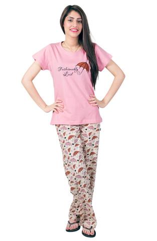 T-Shirt Pajama Set