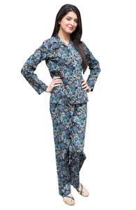 Female Cotton Suit