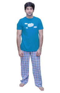 Male Pajama & T-Shirt Set