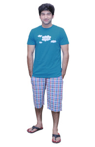 Male Shorts & T-Shirt Set