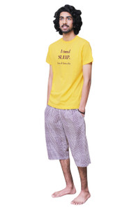 Male Shorts and T-Shirt Set