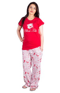 T-Shirt & Pajama Set