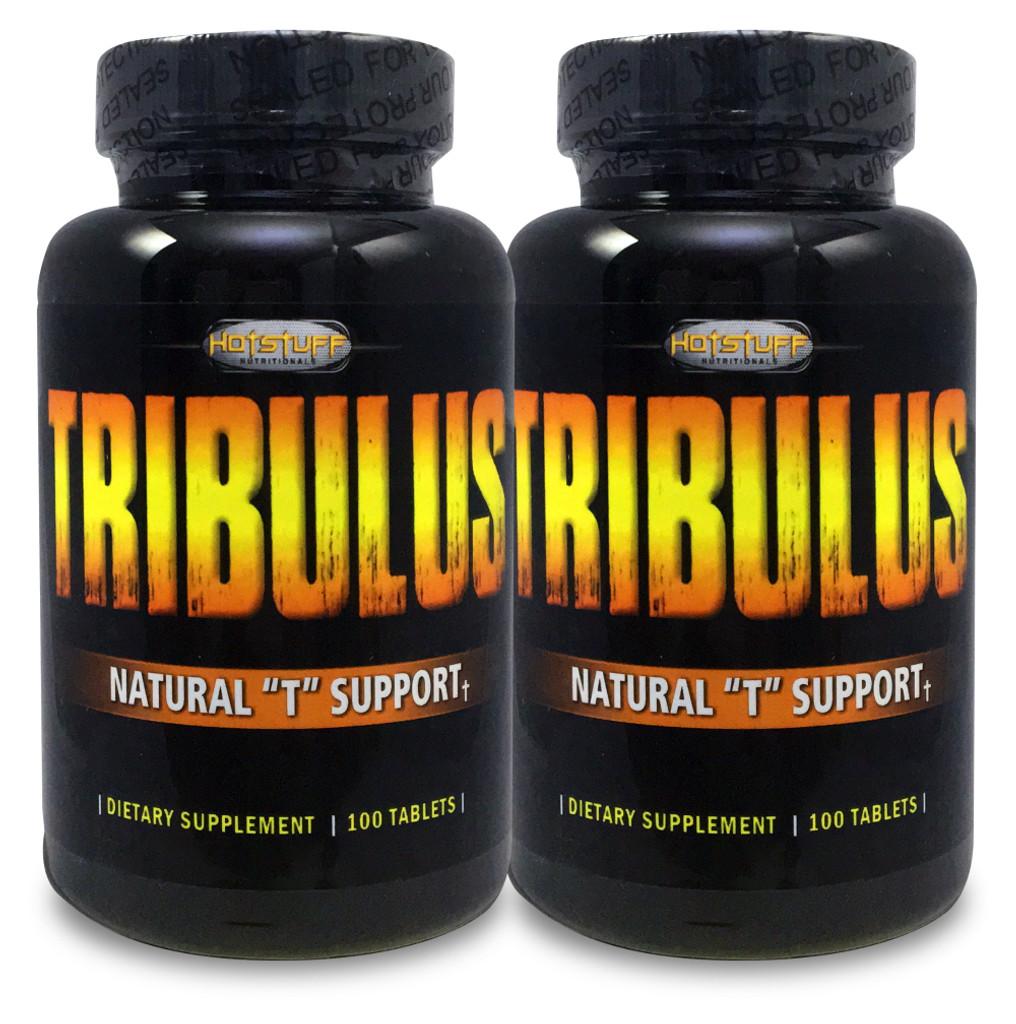 "Tribulus - All Natrual ""T"" Booster"