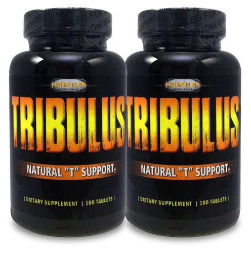 "Tribulus - All Natrual ""T"" Booster"