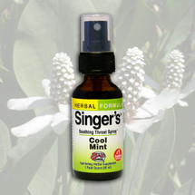 Singer's Saving Grace® Cool Mint 1 oz