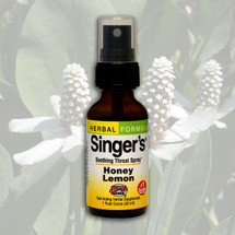 Singer's Saving Grace® Honey Lemon 1 oz