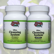 Ultra Cleansing System  (AM/PM Formula) Capsules 2 - 60 ct.