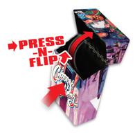 Cheech & Chong Flip Top Cigarette Case - 100mm