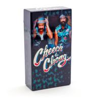 """Cheech & Chong Flip Top Cigarette Case - 100mm """"The Guys"""""""
