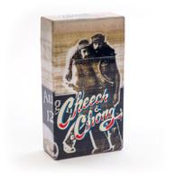 """Cheech & Chong Flip Top Cigarette Case - 100mm """"Party"""""""