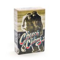 """Cheech & Chong Flip Top Cigarette Case - 85mm """"Party"""""""