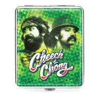 "Cheech & Chong Deluxe Cigarette Case  - 100mm ""Reflections 2"""
